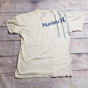 Hurley XL Regular Fit cotton tee shirt